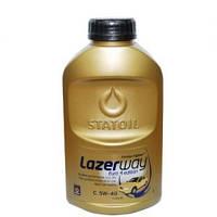Моторное масло синтетика Statoil (Статойл) Lazerway 5w40 1л.