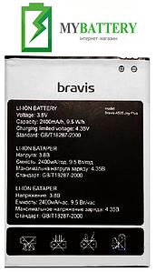 АКБ оригинал Bravis A505 Joy Plus/ Bluboo Picasso 2400mAh 3.8V