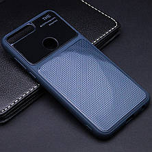 TPU чехол Glossy Half для Huawei Y7 Prime (2018) / Honor 7C pro, фото 2