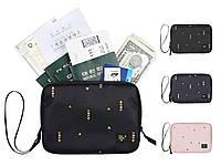 Органайзер для документов Family Passport Pouch Hola. Уценка