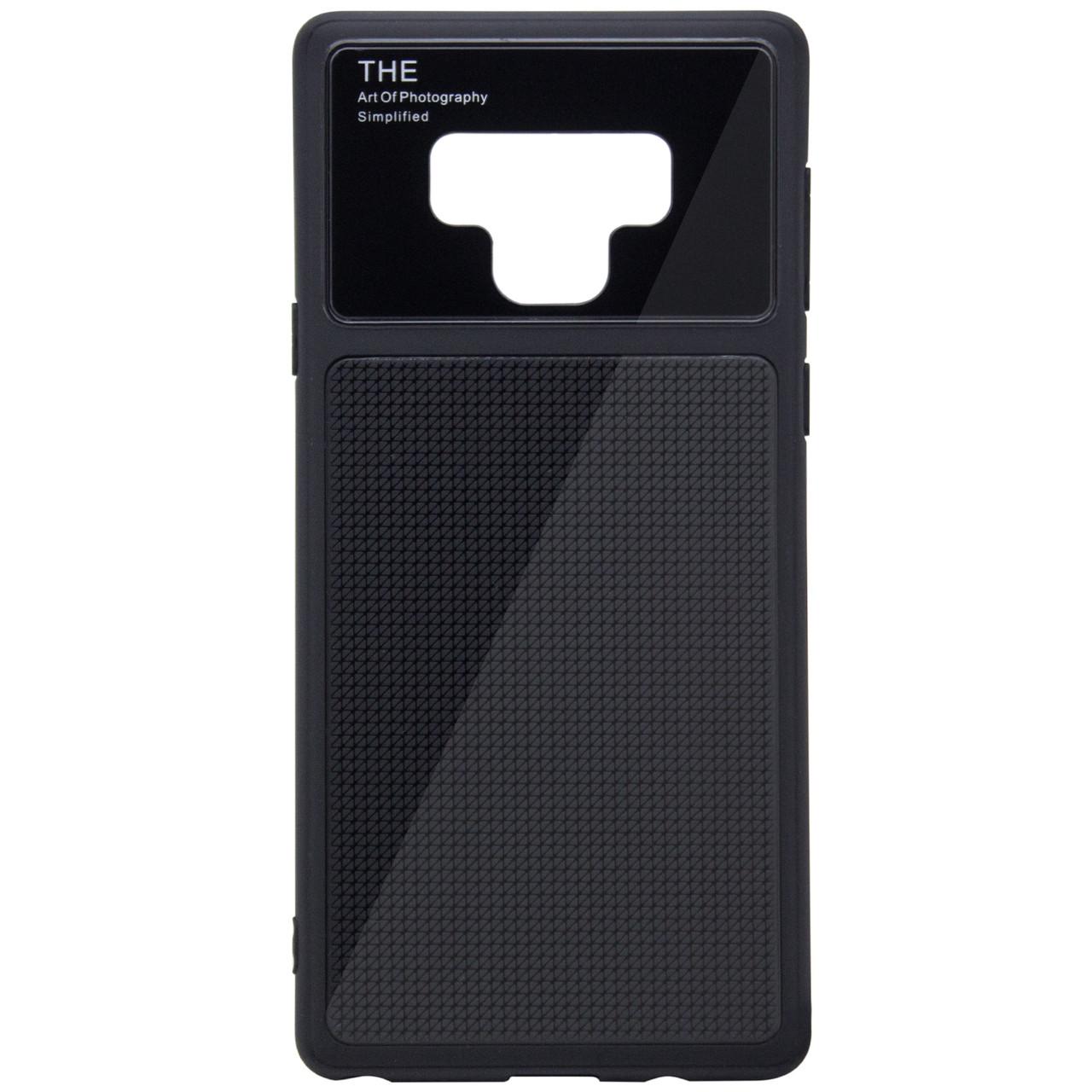 TPU чехол Glossy Half для Samsung Galaxy Note 9