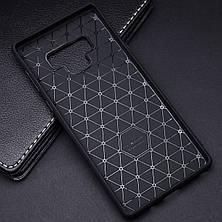 TPU чехол Glossy Half для Samsung Galaxy Note 9, фото 3