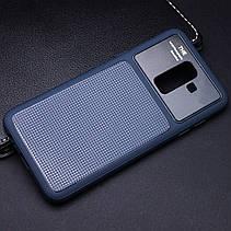 TPU чехол Glossy Half для Samsung Galaxy J8 (2018), фото 3