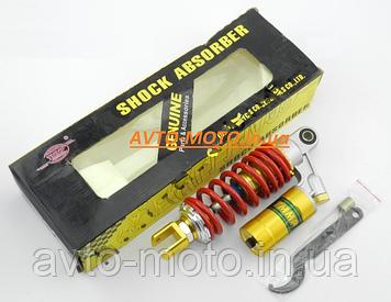 Амортизатор задний 235 мм с подкачкой и баллоном