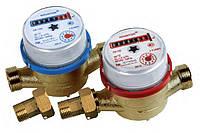 Счетчик воды Новатор ЛК15Г для горячей воды
