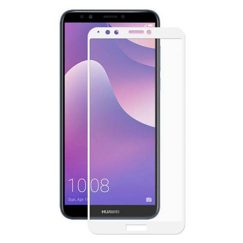 Гибкое ультратонкое стекло Caisles для Huawei Y7 Prime (2018) / Honor 7C pro, фото 2