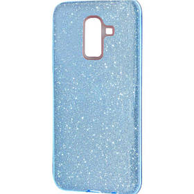 TPU чехол Shine для Samsung Galaxy J8 (2018)