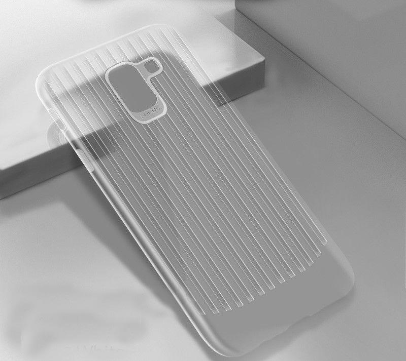 TPU чехол Grill для Samsung Galaxy A6 Plus (2018)