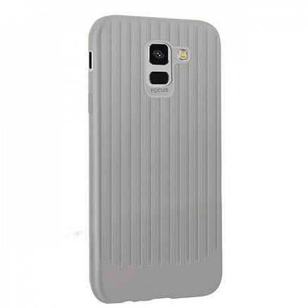 TPU чехол Grill для Samsung Galaxy A6 Plus (2018), фото 2