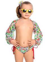 Детская туника для девочки Пляжная одежда для девочек Одежда для девочек 0-2 Arina Италия GJ131704