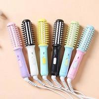 Расчестка hair curly mini мини утюжок для завивки и выпрямления волос в пластиковом кейсе
