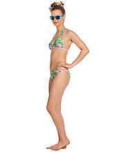 Детский купальник для девочки Arina Италия YP111702 Синий
