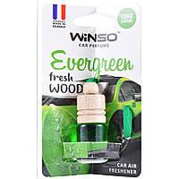 Ароматизатор Fresh Wood Evergreen 4 ml Winso (530300)
