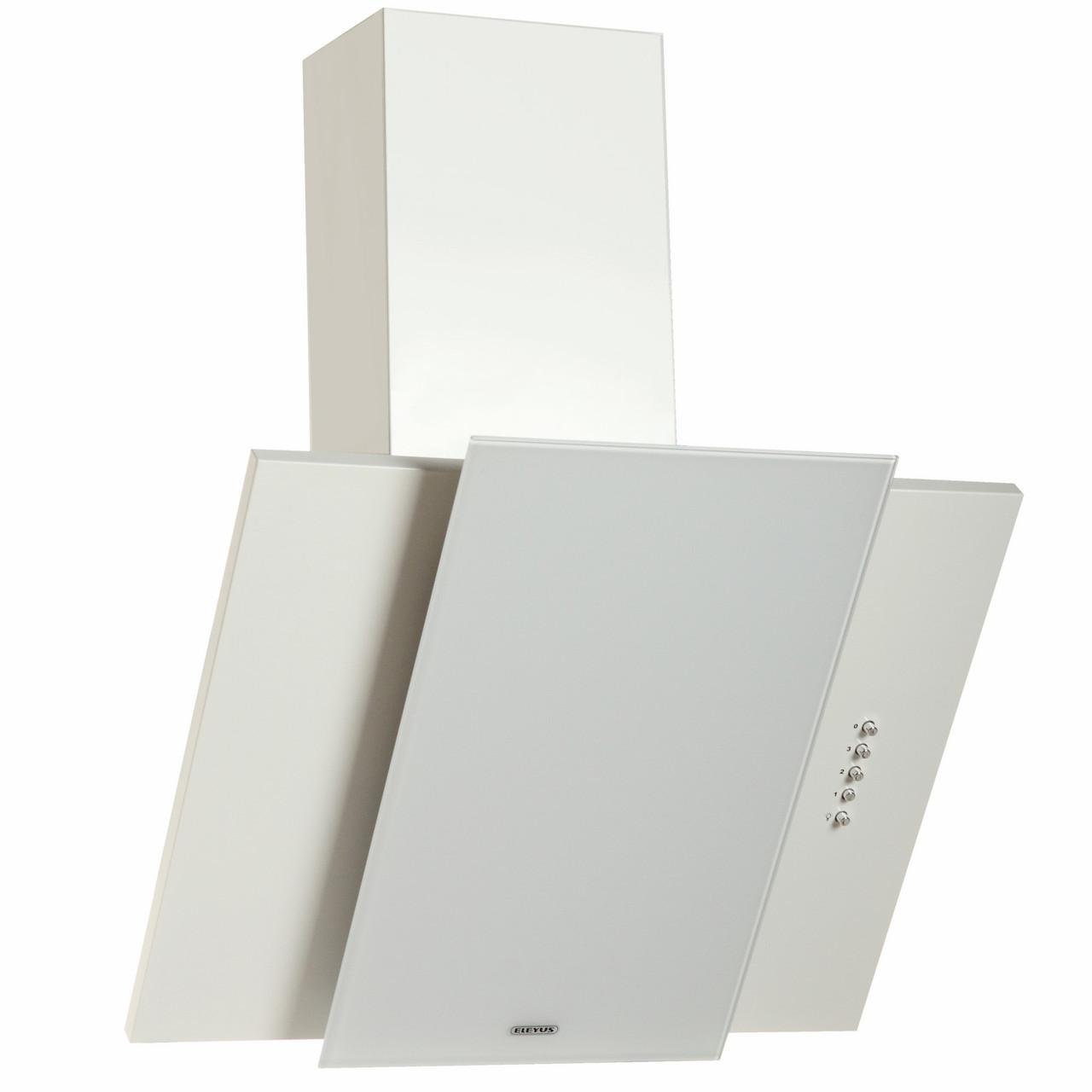 Витяжка кухонна вертикальна ELEYUS Vesta A 1200 LED SMD 60 WH + Безкоштовна доставка!