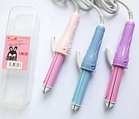 Плойка - утюжек Gemei GM-2801 2в1, Плойка, утюжок выпрямитель, для волос ( 2 в 1) GEMEI GM-2801