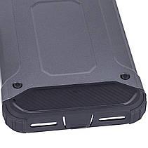 Бронированный противоударный TPU+PC чехол SPIGEN (HC) для Xiaomi Mi A2 Lite / Xiaomi Redmi 6 Pro, фото 3