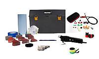 Комплект профессионального оборудования и материалов для реставрации фар