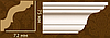 Карниз HM-23074