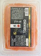 Икра тобико оранжевая (tobikko), 0,5кг
