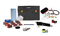 Набор профессионального оборудования и материалов для реставрации фар