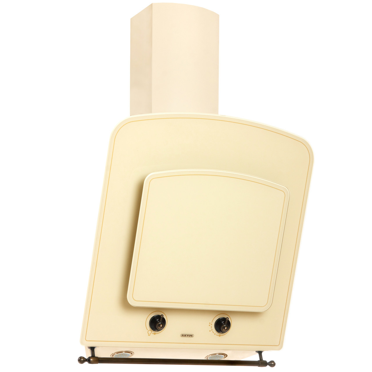 Витяжка кухонна вертикальна ELEYUS Classic 1200 LED SMD 60 BG+RB + Безкоштовна доставка!