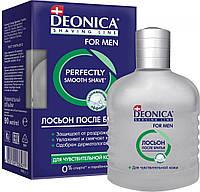 Лосьон после бритья Deonica для чувствительной кожи с охлаждающим эффектом 90 мл