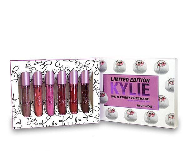 Помада Kylie 8626 limit edition реплика
