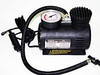 Воздушный компрессор Air Compressor 300pi DC-12V PSI в авто портативный насос многофункциональный