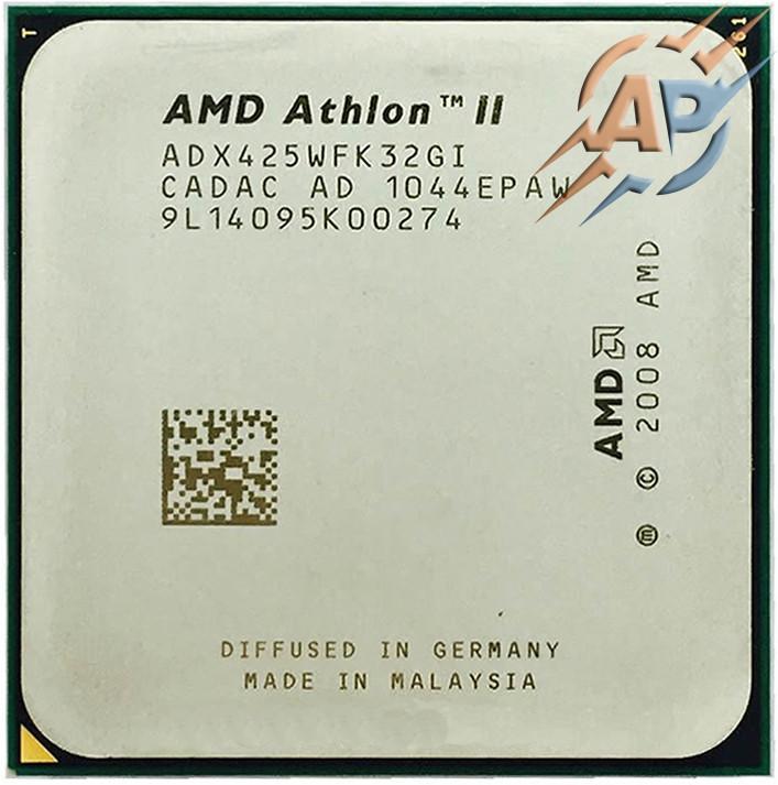 Процессор AMD Athlon II X3 425 2.7GHz 2000MHz (ADX425WFK32GI) Socket AM2+/AM3 95W