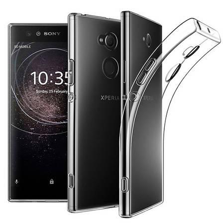 TPU чехол Ultrathin Series 0,33mm для Sony Xperia XA2 Ultra, фото 2