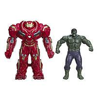 """Інтерактивний набір фігурок Халк і Халкбастер 31см E0568 """"Месники Марвел"""" від Hasbro, фото 1"""