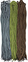 Шнурки 100см Микс №9 круглые 5мм Kiwi