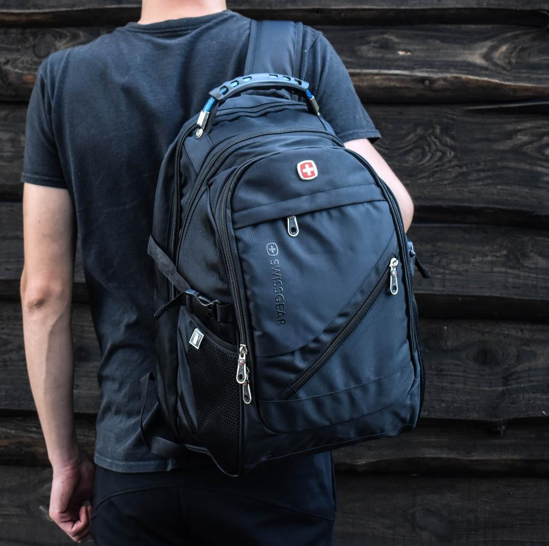 Рюкзак SwissGear. Стильный городской рюкзак.
