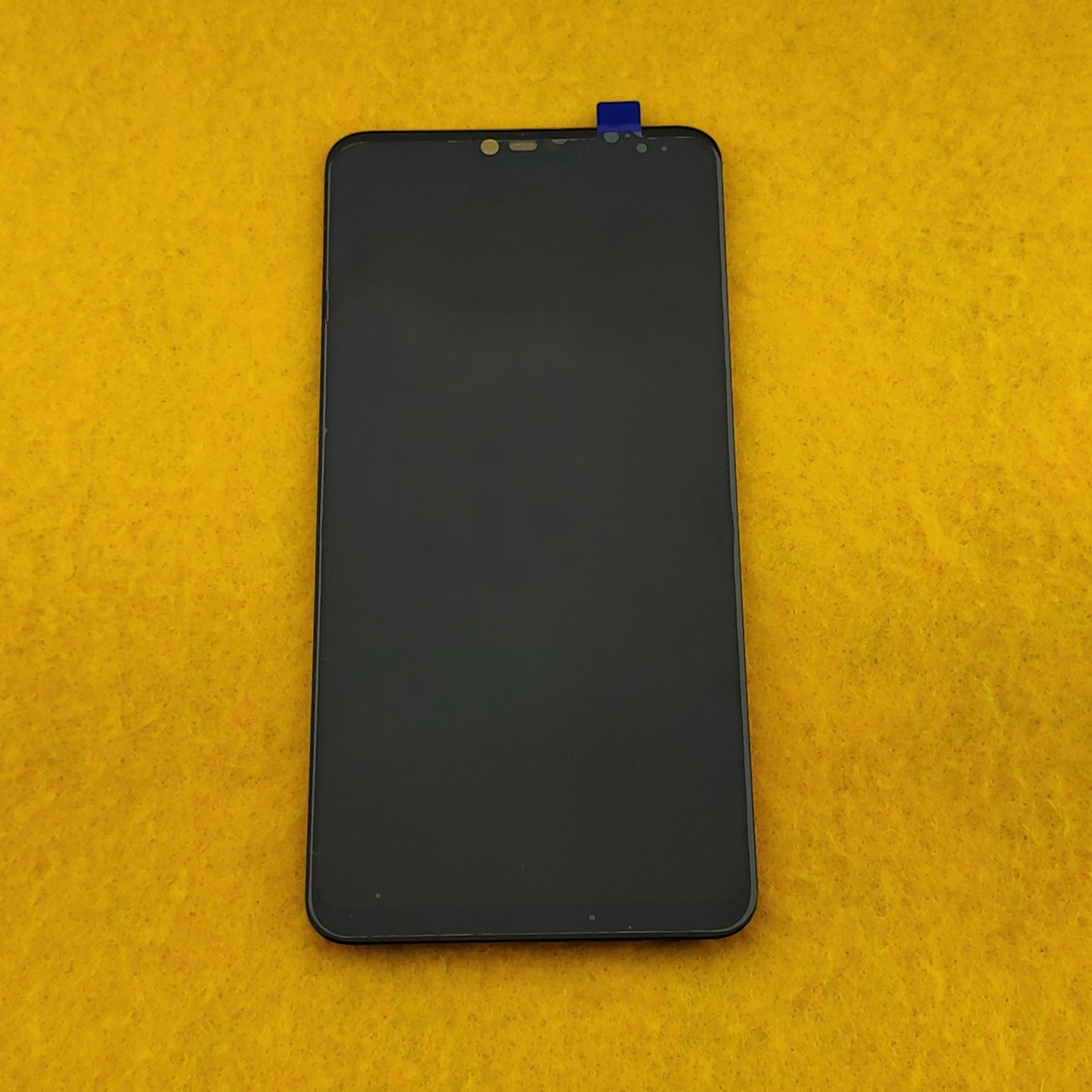 Модуль Xiaomi Mi 8 Lite дисплей с сенсором для телефона, черного цвета.