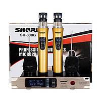 Беспроводной микрофон Shure SH 300G радиосистема микрофонная