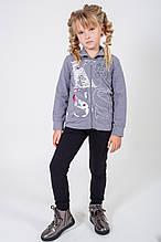 Детский спортивный костюм для девочки iDO Италия 4.N994.00/S