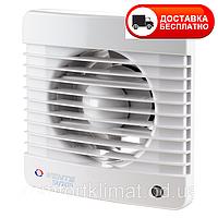 Вентилятор осевой   Вентс 125 Силента-М, вентилятор на  подшипнике,вентилятор бытовой.