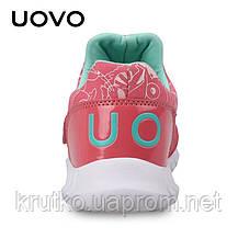 Кроссовки для девочки Uovo (30), фото 3