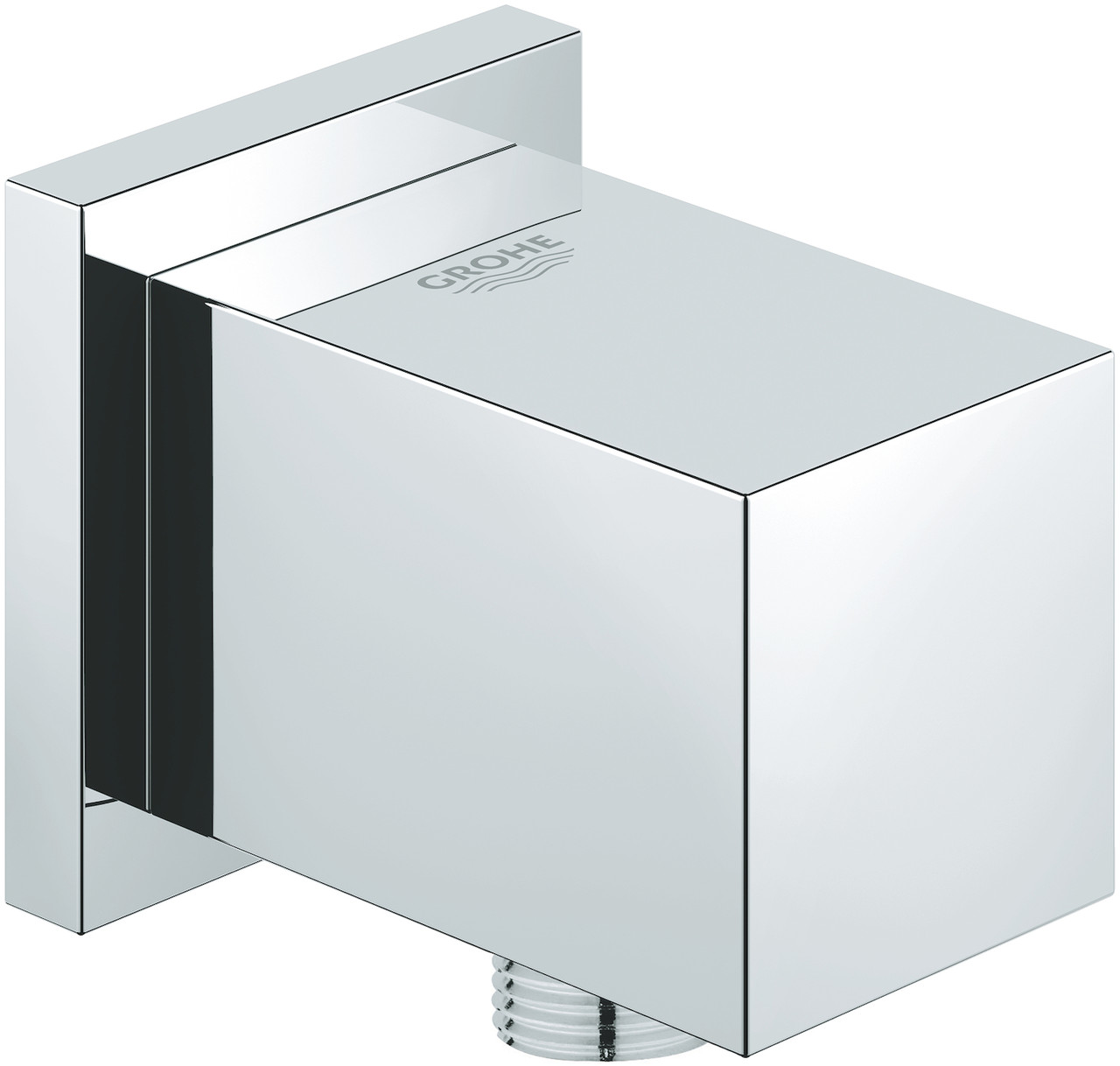 Подключение шланга Grohe Euphoria Cube 27704000