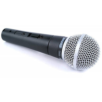 Шнуровой микрофон Shure DM SM 58, фото 2
