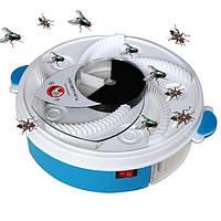 Автоматическая USB ловушка для насекомых Electric Fly Trap Mosquitoes D06-3, Электрическая ловушка для мух
