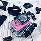 Экшн-камера А7 Sports Full HD 1080P (цвет розовый), фото 3