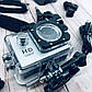 Экшн-камера А7 Sports Full HD 1080P (цвет серебро), фото 3