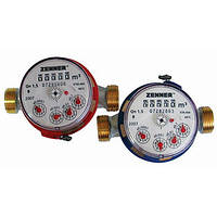 Счетчикгарячей воды Zenner ETK-M 1.6