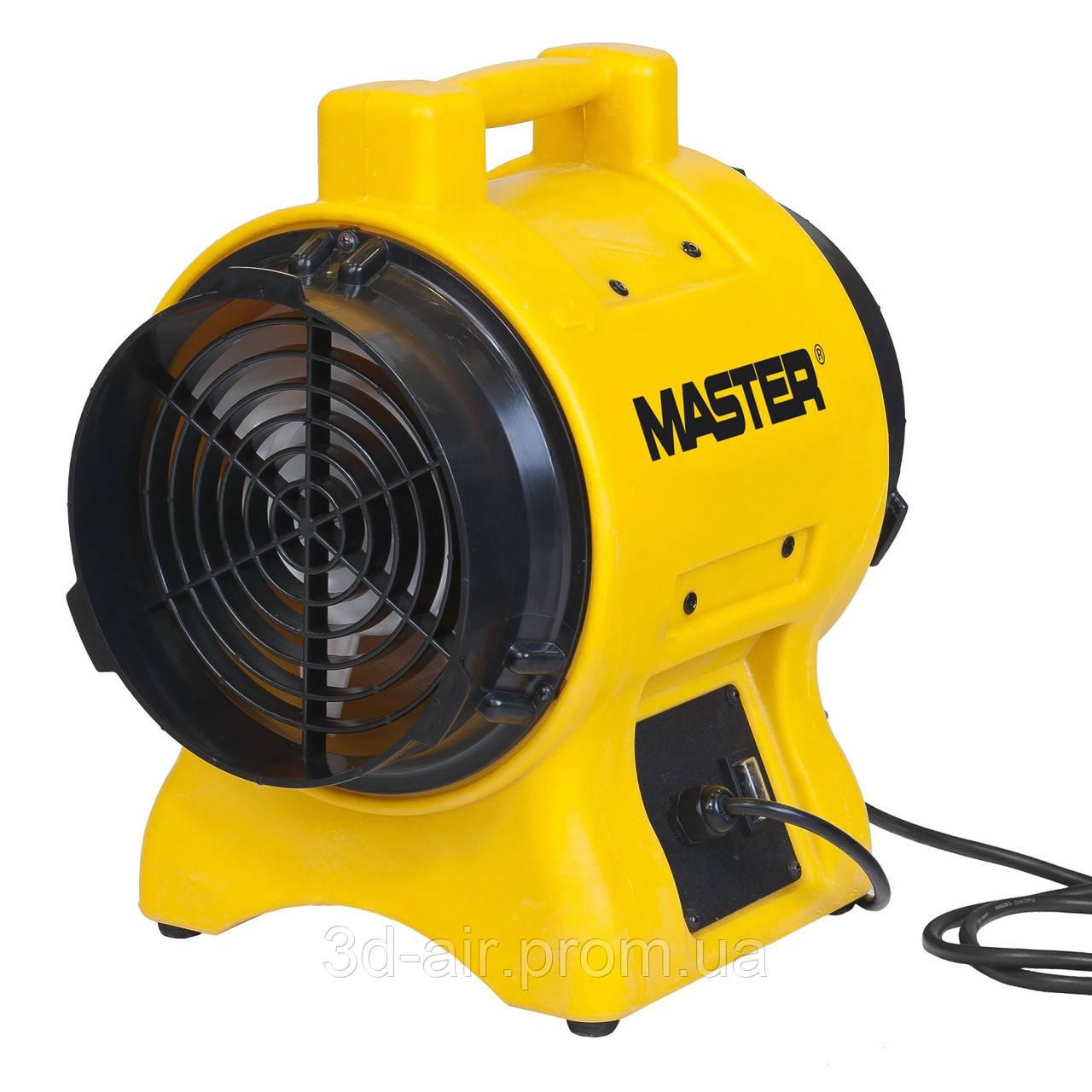 Вентилятор канальний Master BL 4800