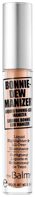 Рідкий хайлайтер theBalm Bonnie-Dew Manizer Liquid Highlighter and All-Over Illuminator, 5.5 мл, фото 2