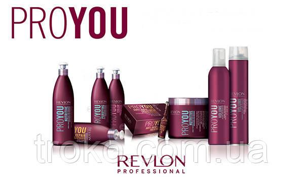 Шампунь увлажняющее питание Revlon Professional Pro You Nutritive Shampoo