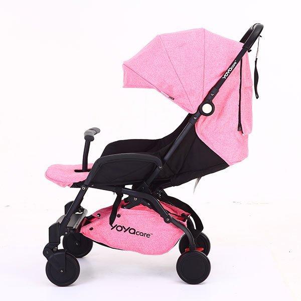 Прогулочная коляска YOYA Care Pink (C2018BP)