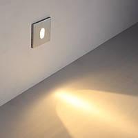 Светодиодный декоративный светильник 1Вт, LSL011