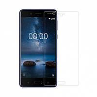 Защитное стекло Ultra Tempered Glass 0.33mm (H+) для Nokia 8 Dual SIM (картонная упаковка)